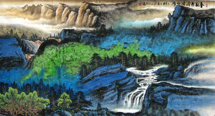 《家乡的老哈河》,《黑白灰》,其中《老北京的胡同儿-系列》被美国